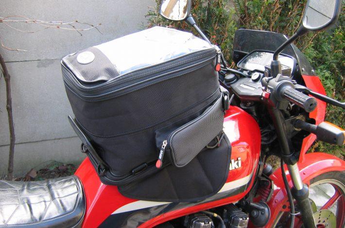 Tankbagi na sportowe motocykle