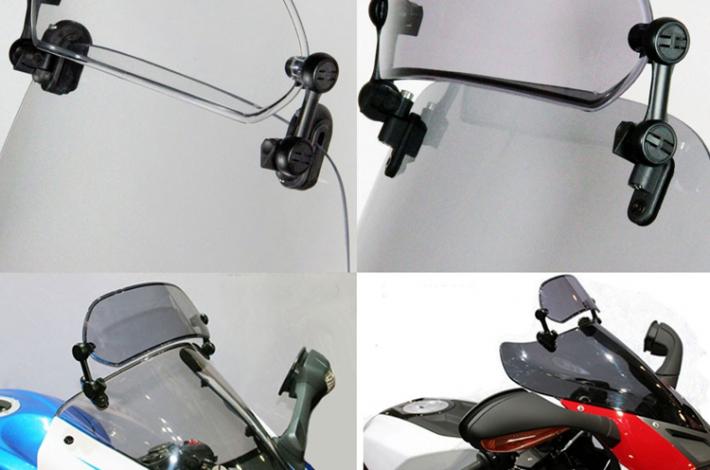 Jak dobrać deflektor motocyklowy?